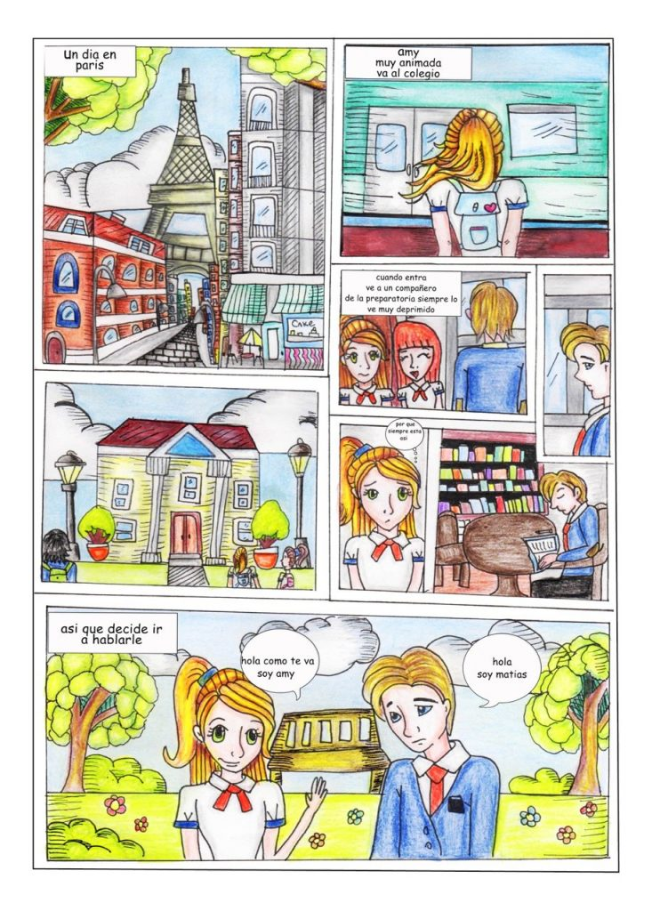 LA GRAN LLEGADA page 2