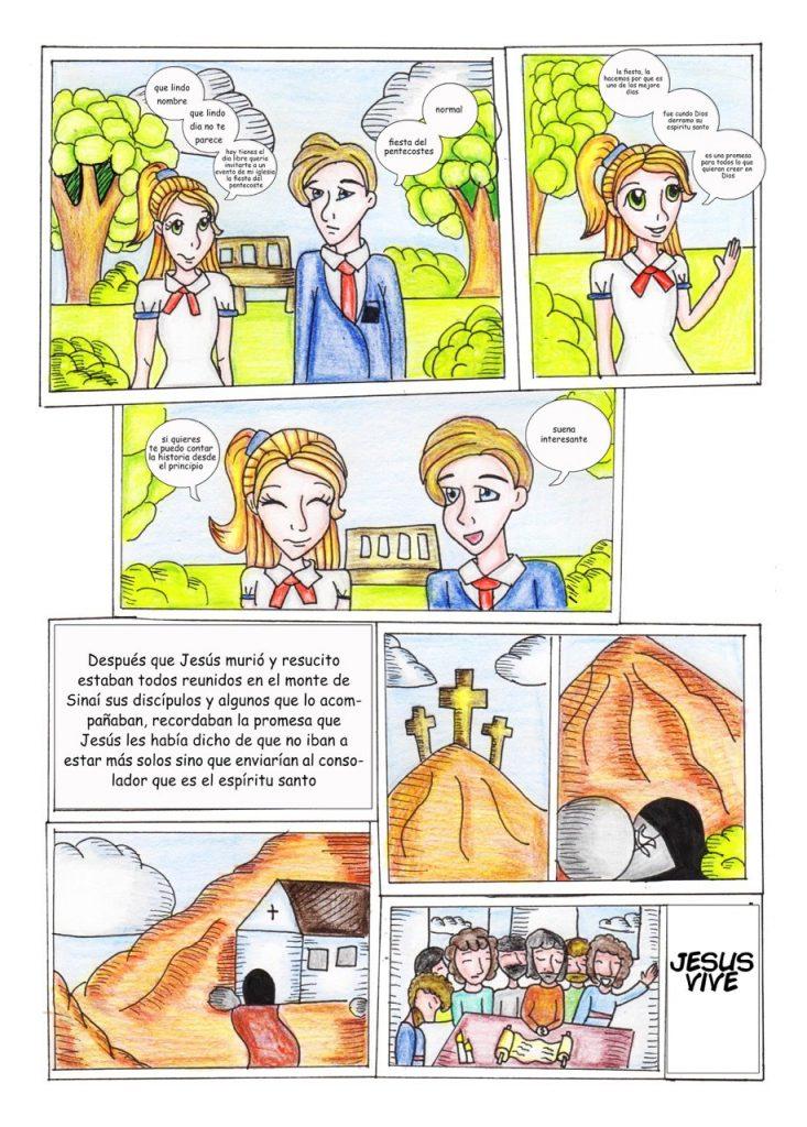 LA GRAN LLEGADA page 3