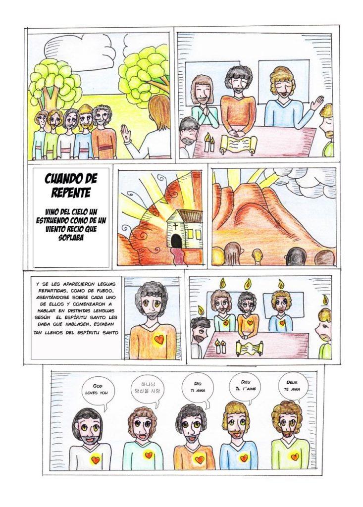 LA GRAN LLEGADA page 4