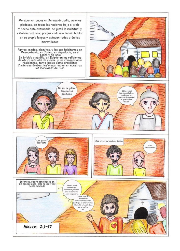 LA GRAN LLEGADA page 5