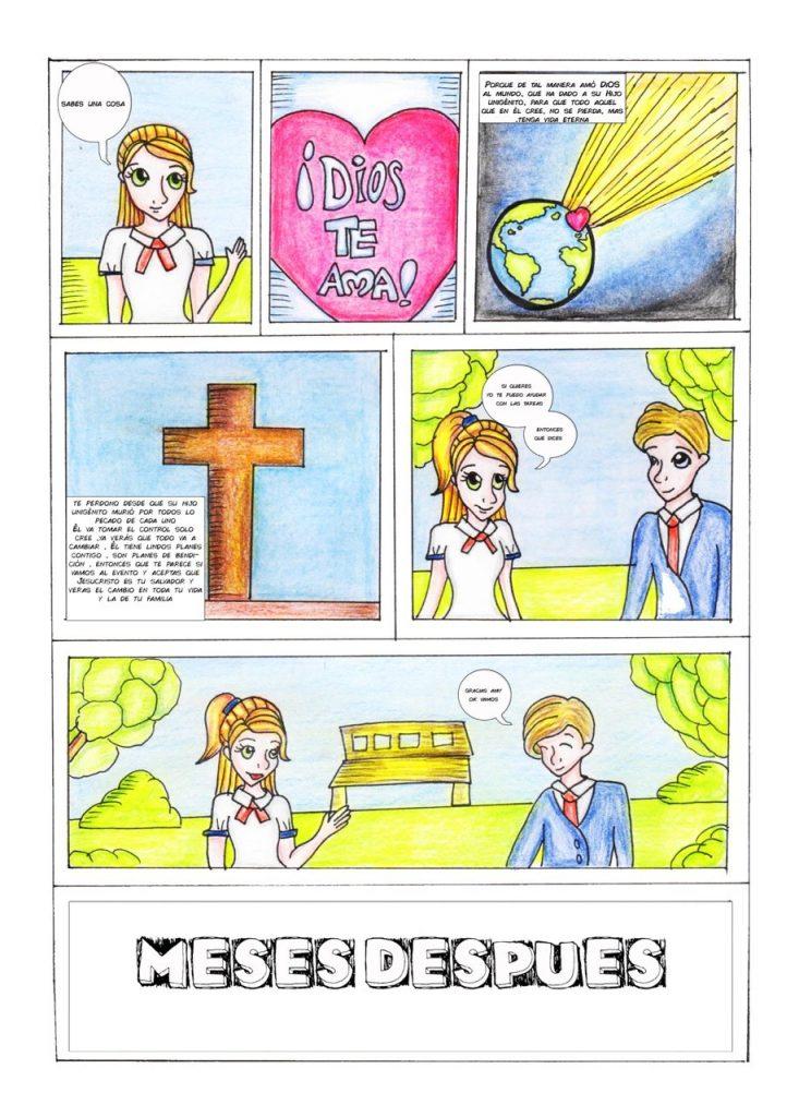 LA GRAN LLEGADA page 7