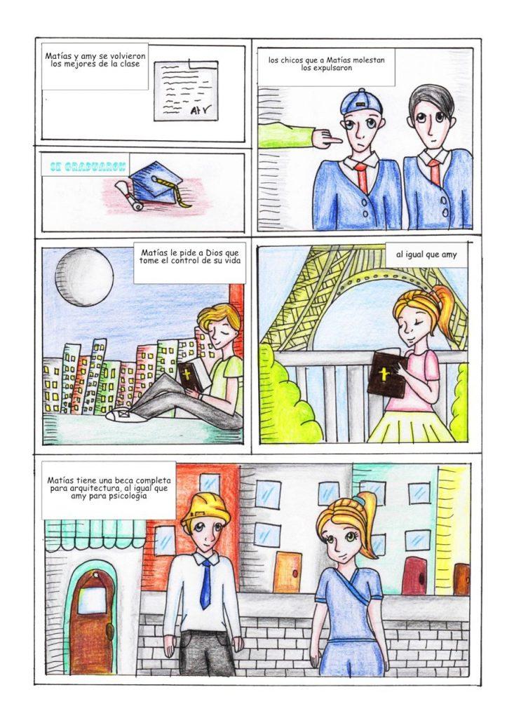 LA GRAN LLEGADA page 8