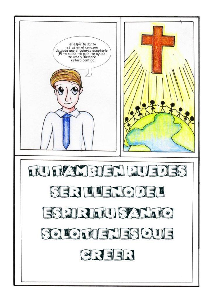 LA GRAN LLEGADA page 9