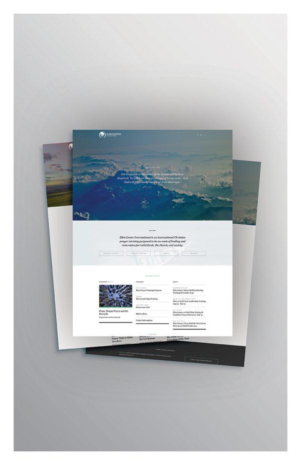 Elim Website Design