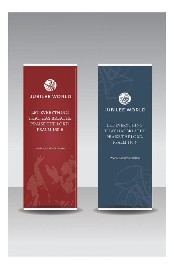 Jubilee Banners