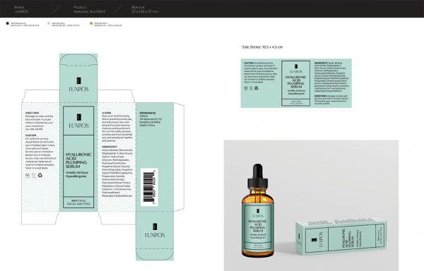 Luxrox Hyaluronic Acid